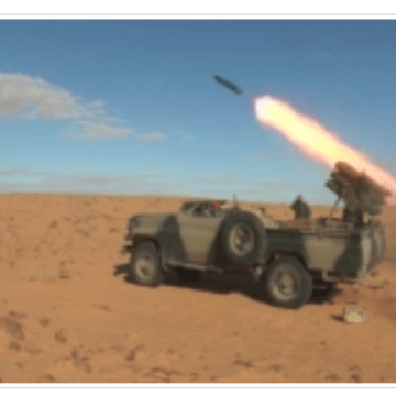 SPLA units carry out new attacks against Moroccan occupation army positions | Sahara Press Service