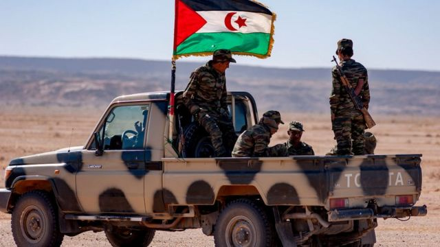 Más de cuatro meses de ataques continuos a las fuerzas de ocupación marroquí a lo largo del muro militar | Sahara Press Service