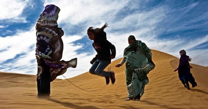 Generación de la Amistad saharaui: Mi Himalaya –Por: Zahra Hasnaui