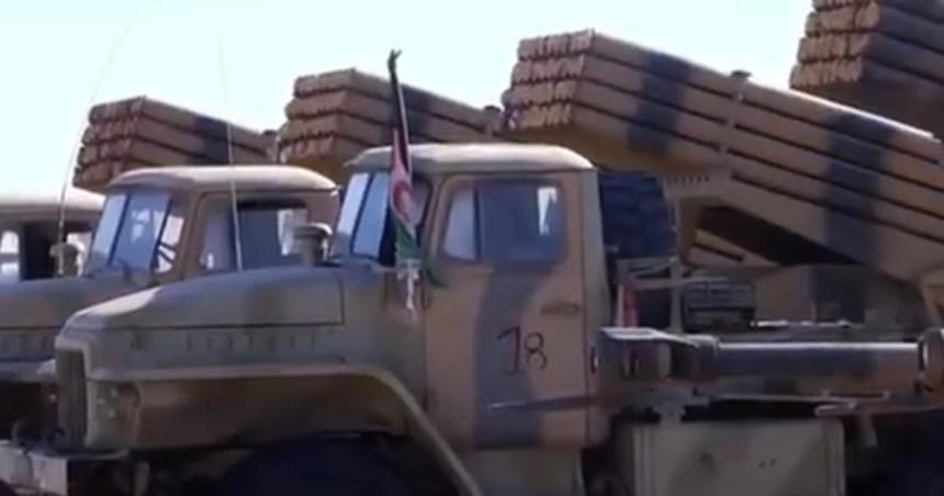 GUERRA EN EL SAHARA | Parte de Guerra Nº117