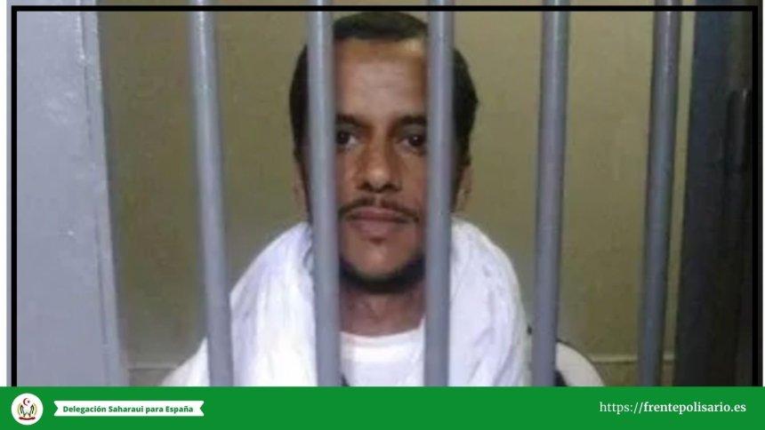 SALVEMOS LA VIDA DEL PERIODISTA SAHARAUI MOHAMED LAMIN HADDI –Delegación del Frente Polisario para España