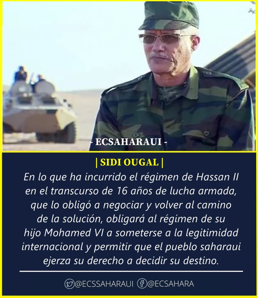 La gendarmería real marroquí comienza a construir puestos de control detrás del muro para evitar más fugas de los soldados de las FAR