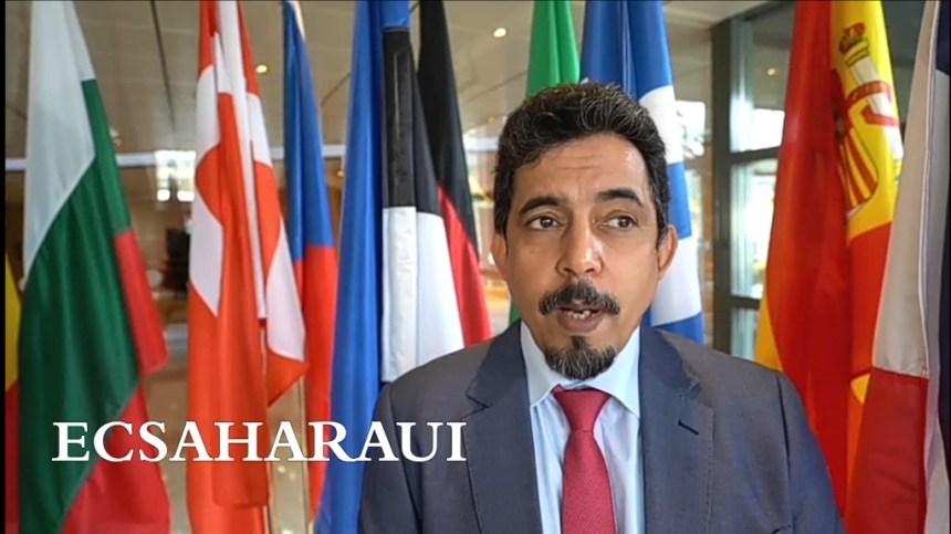 Oubbi: »La violación por parte de la UE de la decisión del TJUE contribuyó a socavar el proceso de arreglo en el Sáhara Occidental»