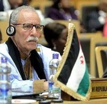Brahim Ghali interviene en el Consejo Africano de Paz y Seguridad donde se debate el conflicto saharaui