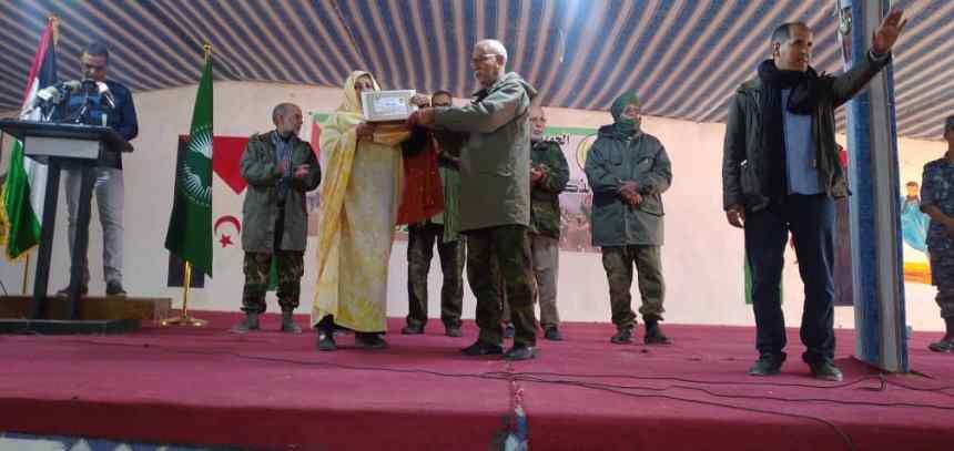 El pueblo saharaui conmemora la caída del primer mártir en presencia del Presidente de la República | Sahara Press Service