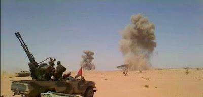 GUERRA EN EL SAHARA | El Ejército de Liberación Saharaui vuelve a atacar en territorio marroquí