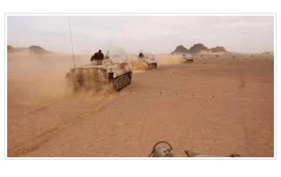 Unidades del ELPS llevan a cabo nuevos ataques contra los posicionamientos y puntos de concentración de las fuerzas de ocupación marroquí | Sahara Press Service