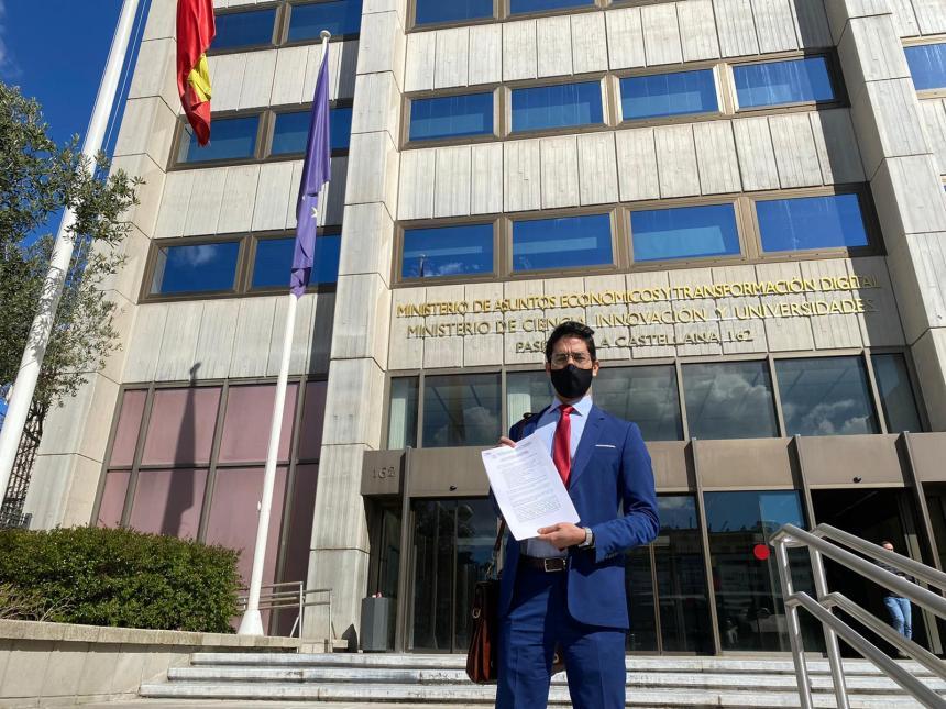 Denuncia al Gobierno de España por la venta ilegal de un buque de guerra a la Marina Real de Marruecos | Sahara Press Service