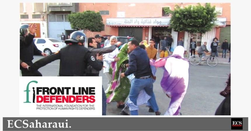 Front Line Defenders monitorea la situación en los territorios ocupados y pide a Marruecos que cese los ataques contra los activistas saharauis