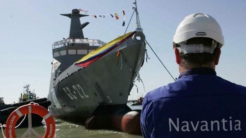"""Denuncian al Gobierno español por """"la venta ilegal"""" de un buque de guerra a Marruecos – Cuarto Poder"""