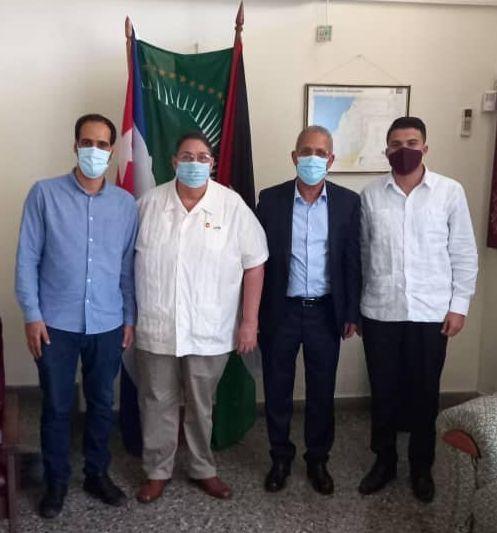 El Grupo Parlamentario Cubano de Solidaridad con el Pueblo Saharaui reitera su firme posición | Sahara Press Service