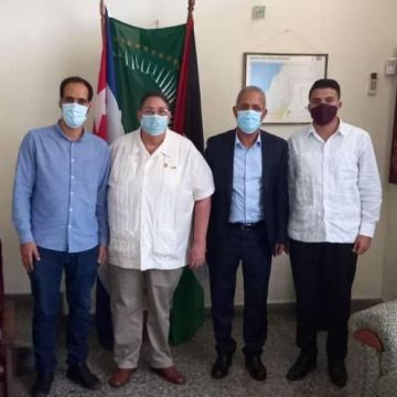 El Grupo Parlamentario Cubano de Solidaridad con el Pueblo Saharaui reitera su firme posición   Sahara Press Service