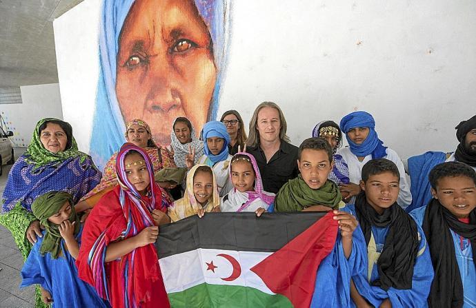 PUEBLO SAHARAUI, por Luke Uribe-Etxebarria Apaletegi |Tribuna abierta – Noticias de Gipuzkoa