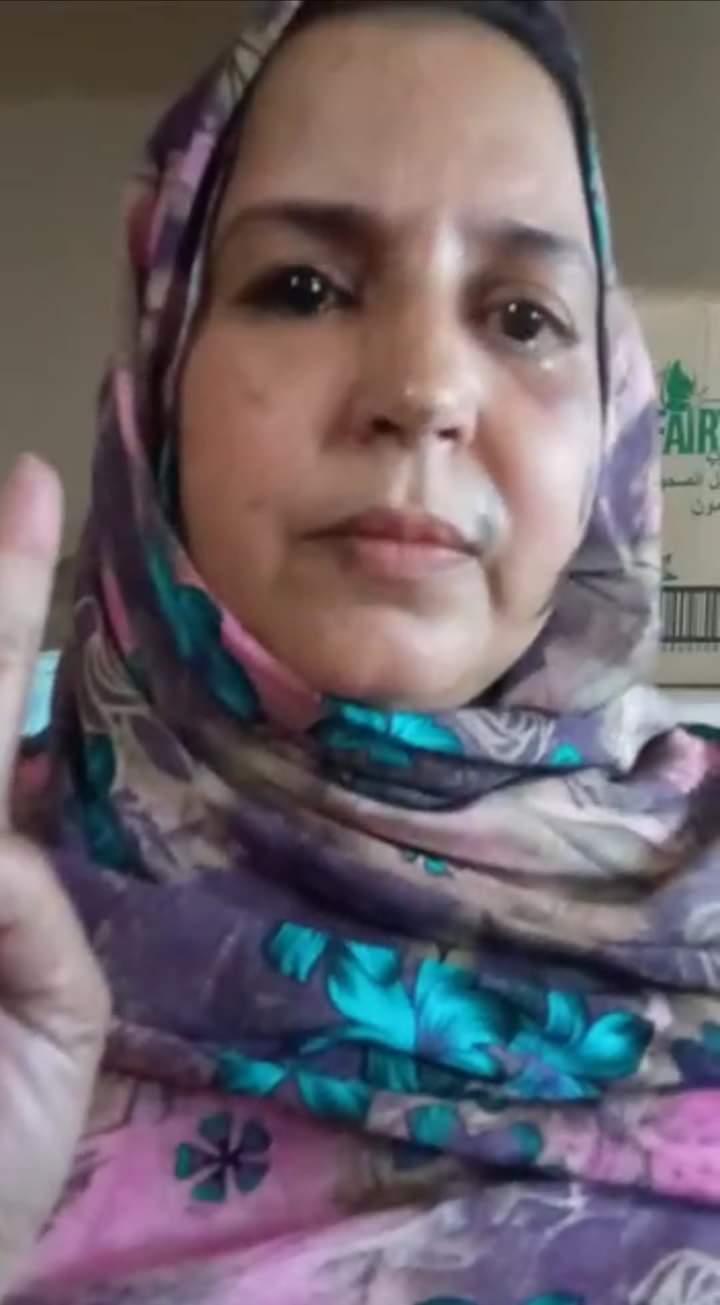 En una carta al SG de la ONU, la activista saharaui Sultana Jaya, advierte sobre la grave situación de los DD.HH en las ZZ.OO   Sahara Press Service