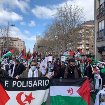 Varias manifestaciones en Europa para conmemorar el 45º aniversario de la RASD | Sahara Press Service