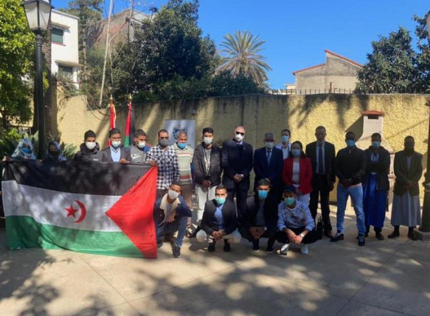 Universidades cubanas acogerán a nuevo grupo de jóvenes saharauis | Embajadas y Consulados de Cuba