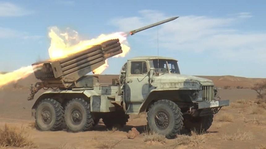 GUERRA EN EL SAHARA | Parte de guerra Nº147
