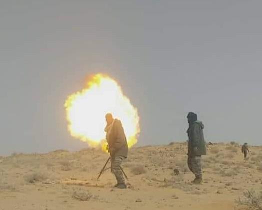 GUERRA EN EL SAHARA | El Ejército saharaui destruye un radar marroquí en Mahbes y ataca a las tropas en Um Draiga