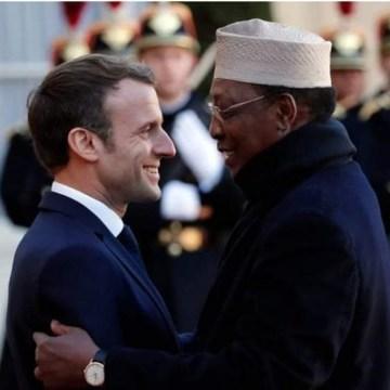 Muere presidente de Chad, con 30 años en el poder, tras ataque rebelde