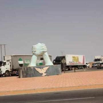 Llega a los campamentos saharauis la «Caravana 2021», donada por el movimiento solidario español y las Asociaciones de Apoyo al pueblo saharaui