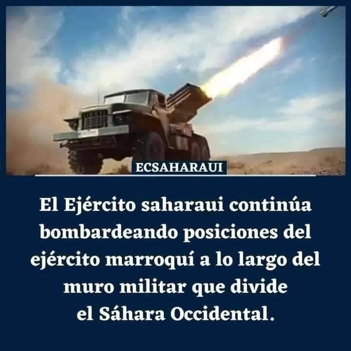 GUERRA EN EL SAHARA | Parte de guerra Nº167