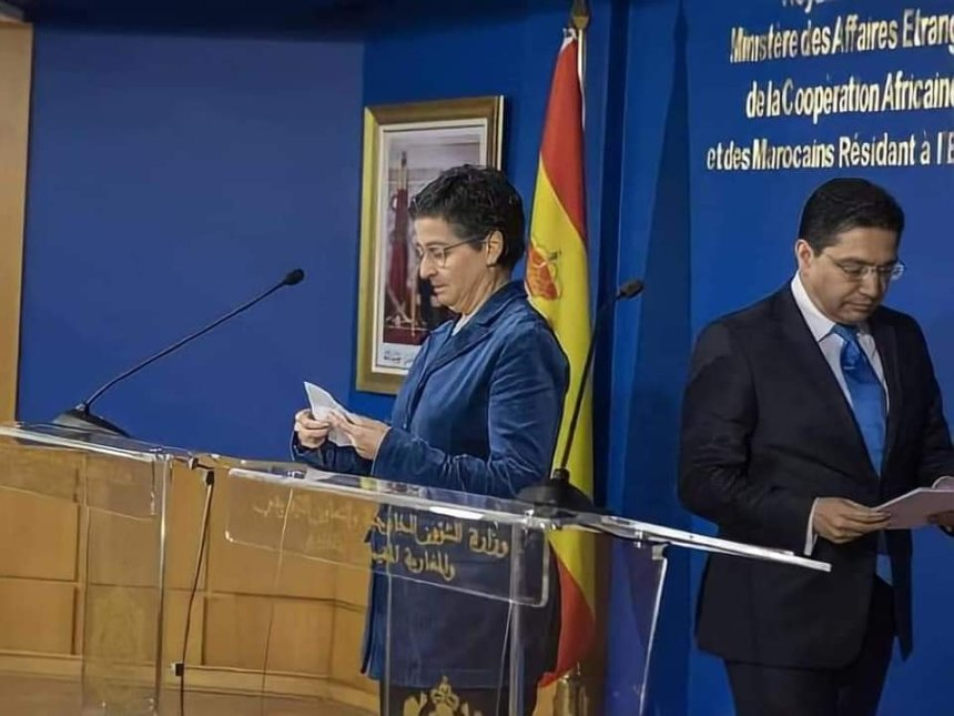 ECS informa | Canceladas dos reuniones hispano-marroquíes: el presidente marroquí El Othmani y su ministro de Educación no reciben a las ministras españolas
