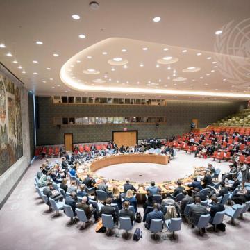 Irlanda anuncia que apoya únicamente una solución que prevea el derecho del pueblo saharaui a la autodeterminación | Reunión del CONSEJO DE SEGURIDAD de la ONU