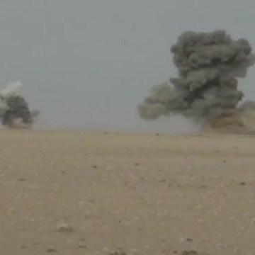 GUERRA EN EL SAHARA   Parte de guerra Nº151