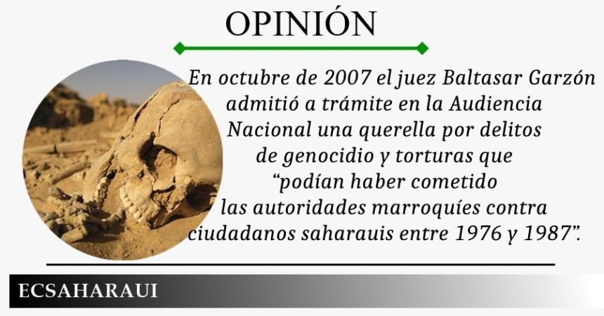 OPINIÓN | Presencia de autoridades genocidas marroquís en España, por Salmi Ould Ghailani/ECS
