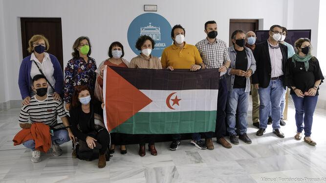 Presentan en Andalucía la Columna Sur de la #MarchaSaharaui e invitan a la participación en esta iniciativa histórica | Sahara Press Service