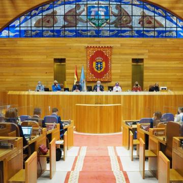 Declaración institucional sobre o Sáhara Occidental – Parlamento de Galicia