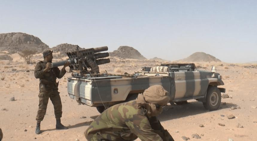 Nuevos bombardeos del ELPS a las fuerzas de ocupación estacionadas en Mahbes, Farsía y Guelta | Sahara Press Service