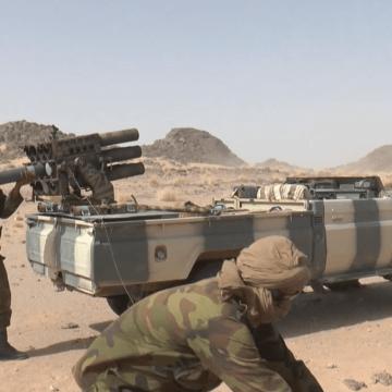 144 días de bombardeos a las fuerzas de ocupación a lo largo del muro militar | Sahara Press Service