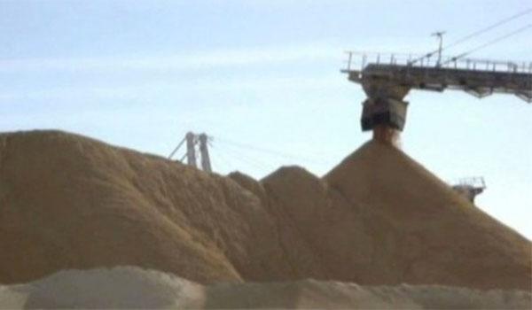 1.123.000 toneladas de fosfato expoliadas del Sáhara Occidental en 2020 | Sahara Press Service