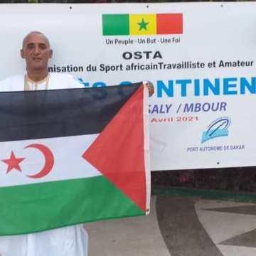 La República Saharaui participa en el congreso especial de la Organización del Deporte y Trabajo en África | Sahara Press Service