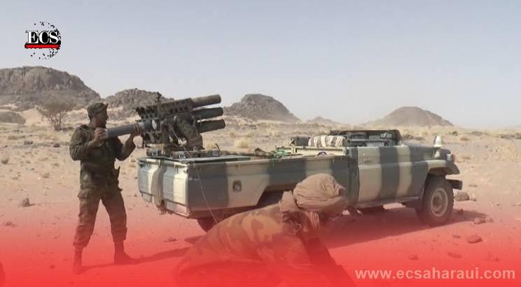 GUERRA EN EL SAHARA | Parte de guerra Nº198
