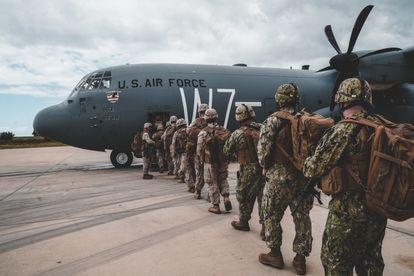 España rehúsa participar en unas maniobras de EE UU para no legitimar la ocupación del Sáhara | #AfricanLion2021 | EL PAÍS