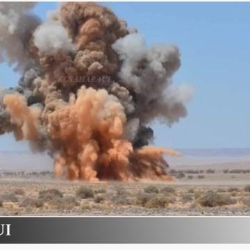 El Ejército Saharaui confirma la destrucción de un cuartel marroquí en Laagad (Mahbes)