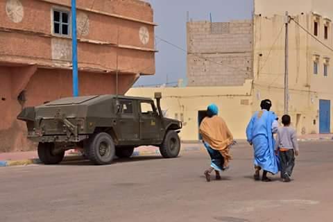 Organizaciones sociales exigen a España la inmediata paralización de la trasferencia de armas al régimen marroquí   Sahara Press Service