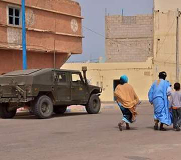 Organizaciones sociales exigen a España la inmediata paralización de la trasferencia de armas al régimen marroquí | Sahara Press Service