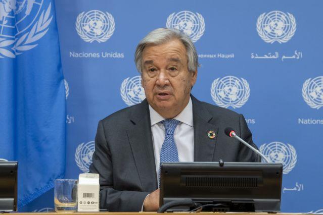 Un impotente Guterres invita a la Asamblea General de la ONU a proponer candidatos para las vacantes de Enviados Personales