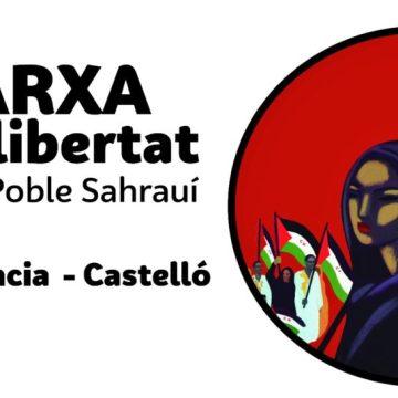 Marxa per la llibertat del poble sahrauí – MO VAPS – @MarxaSahrauí