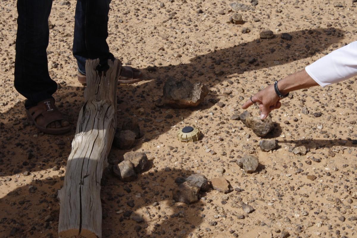 Mines antipersonnel au Sahara occidental, une « honte française » – 24H Algérie