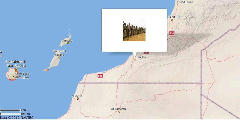 ECS #AfricanLion2021 | EE.UU. no participa ni organiza ningunas maniobras militares con Marruecos en el Sáhara Occidental