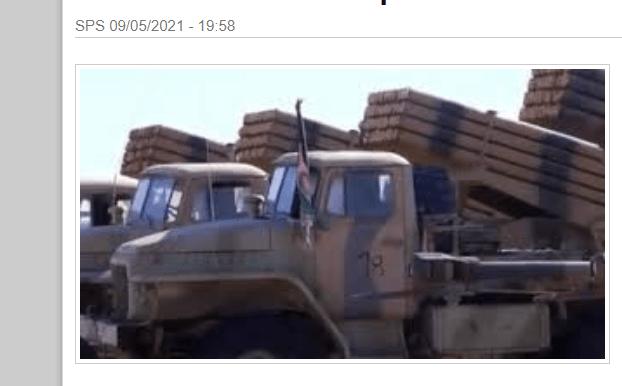 Nuevos ataques del ejército saharaui a posiciones enemigas a lo largo del muro militar marroquí | Sahara Press Service