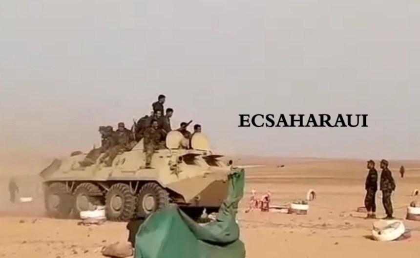 GUERRA EN EL SAHARA | Parte de Guerra Nº221