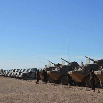 GUERRA EN EL SAHARA   Parte de Guerra Nº217