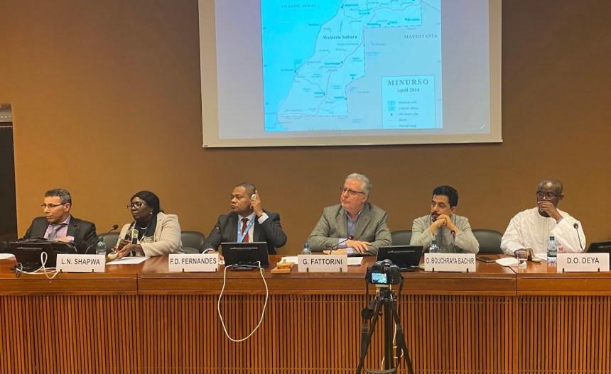 El Grupo de Ginebra de Apoyo al Sáhara Occidental destaca las raíces y razones del fracaso de las Naciones Unidas en organizar un referéndum de autodeterminación para el pueblo saharaui | Sahara Press Service