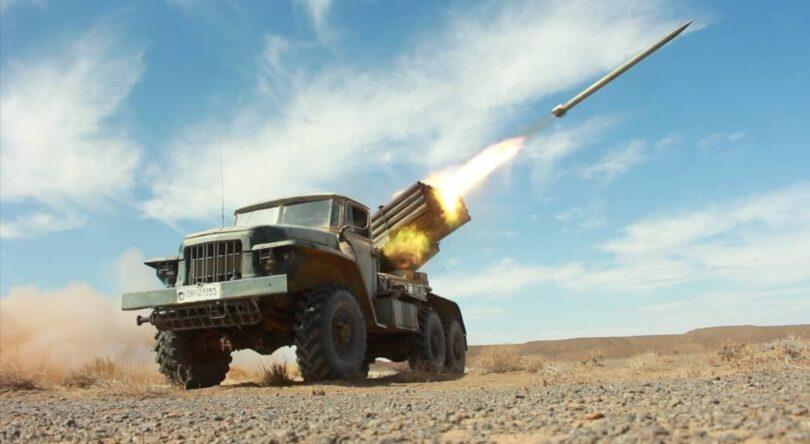 En la última semana, el Ejército saharaui condujo una veintena de bombardeos en la región de Mahbes, donde supuestamente se iban a realizar las maniobras del #AfricanLion21