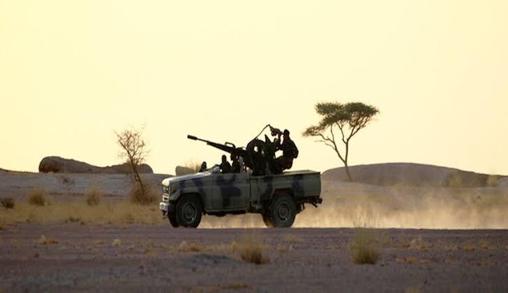 El ELPS lleva a cabo continuos bombardeos a posiciones de las FAR a lo largo del muro militar marroquí   Sahara Press Service